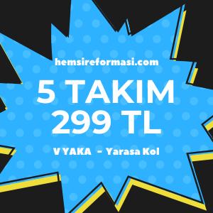 5 Takım 299 TL